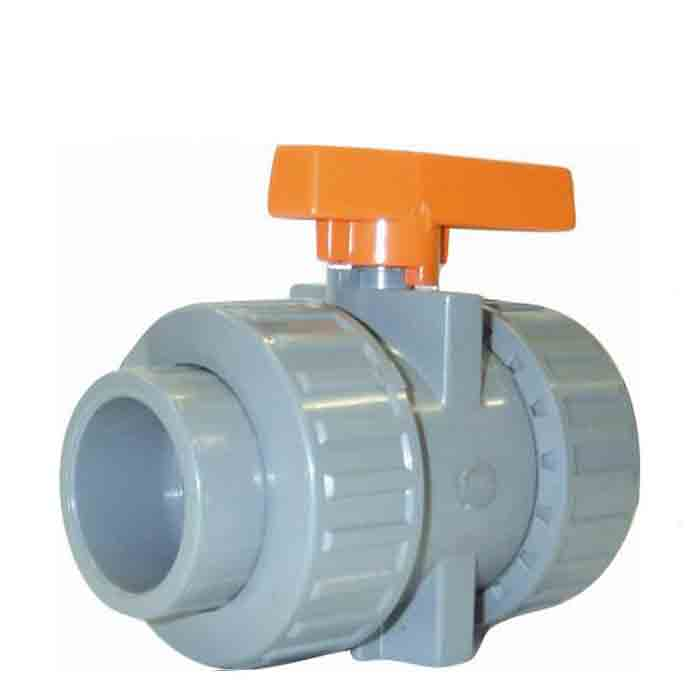 BVI Range - ABS or PVC Plastic Ball Valve
