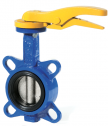 JV100003 - NBR Lined Wafer Butterfly Valve
