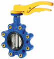 JV100004 - NBR Lined Lugged & Tapped Butterfly Valve