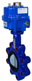 JV240003 - Electric Actuated Butterfly Valve