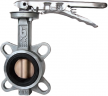 JV9673 Stainless Steel Wafer Butterfly Valve