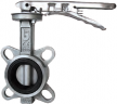 JV100005 - Stainless Steel Wafer Butterfly Valve