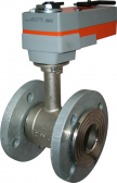 JV5964E-SR - Spring Return Electrically Actuated Ball Valve