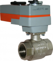 JV5990E-SR - Spring Return Electrically Actuated Ball Valve