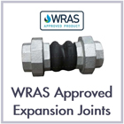 WRAS Approved Expansion Joints