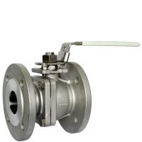 BV926 - Stainless Steel Ball Valve Flanged PN16